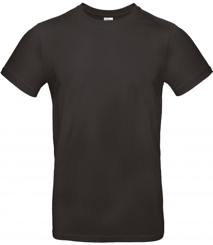 B&C - E190 - T-shirt Col Rond - 100%...