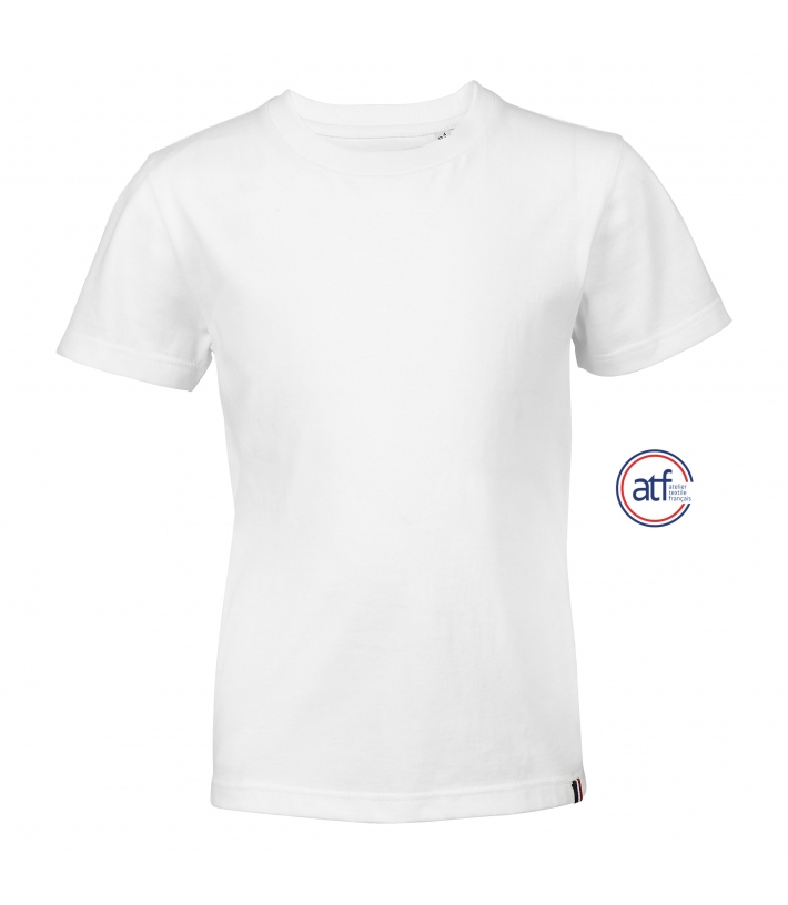 ATF - Made In France - T-Shirt - Enfant